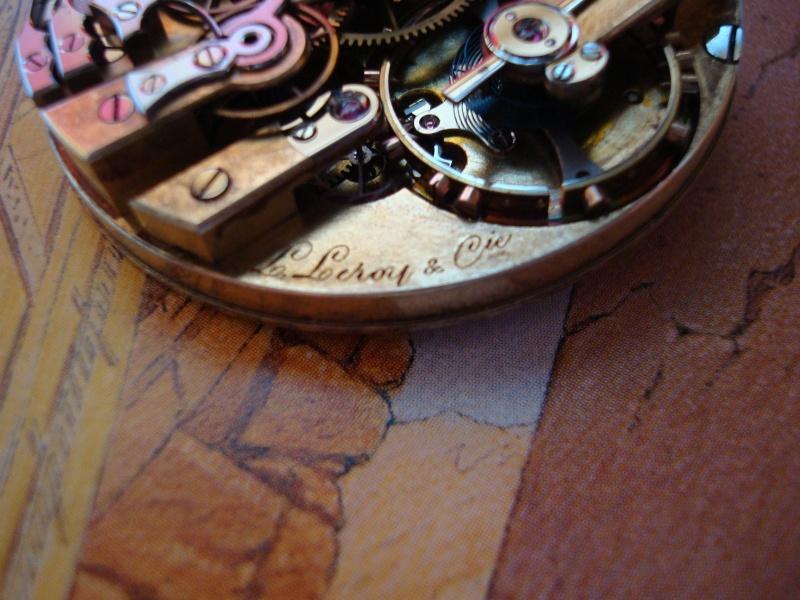 Chronographe L.Leroy & Cie Leroy10