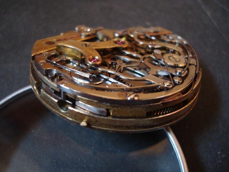 Chronographe L.Leroy & Cie Leroy310