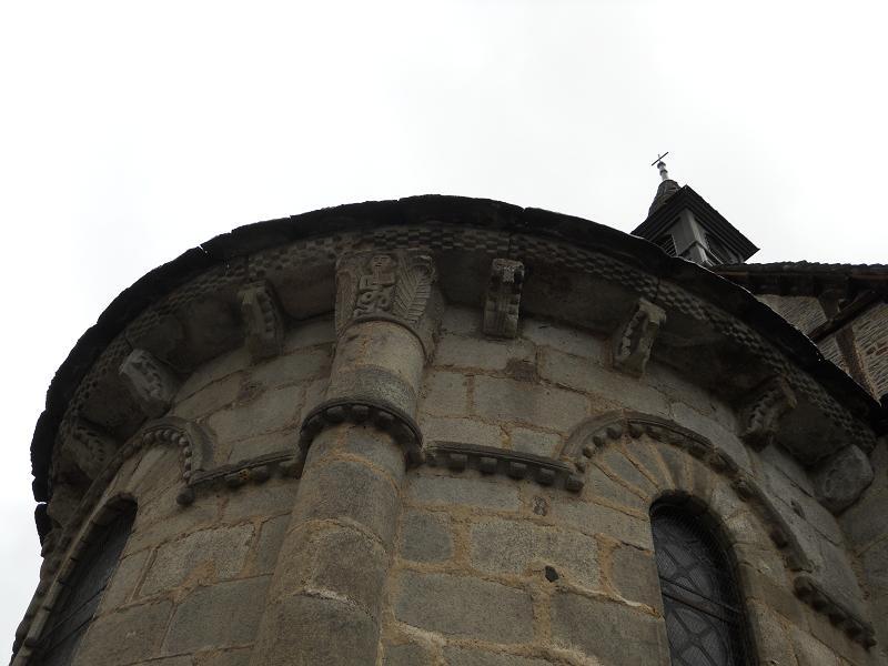 L'église Saint-Georges de Riom-ès-Montagnes Dscn0011