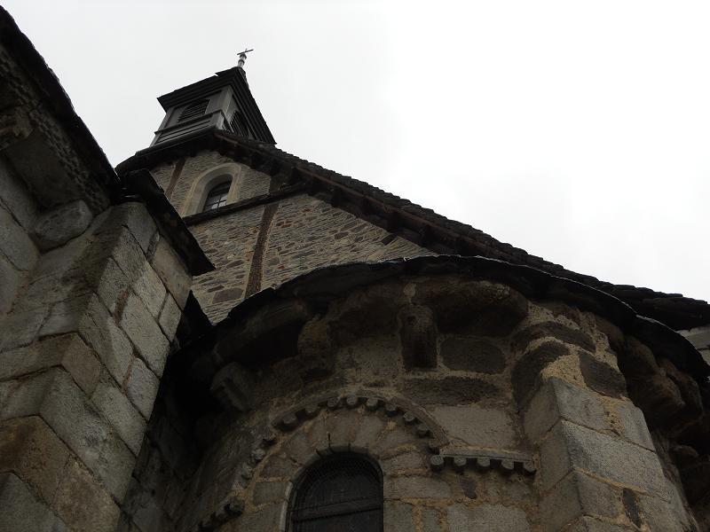 L'église Saint-Georges de Riom-ès-Montagnes Dscn0012