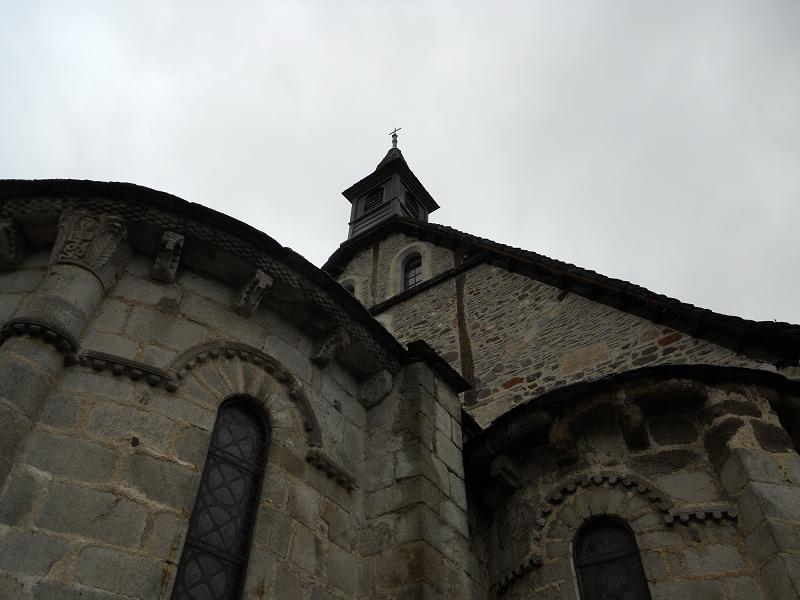 L'église Saint-Georges de Riom-ès-Montagnes Dscn0013