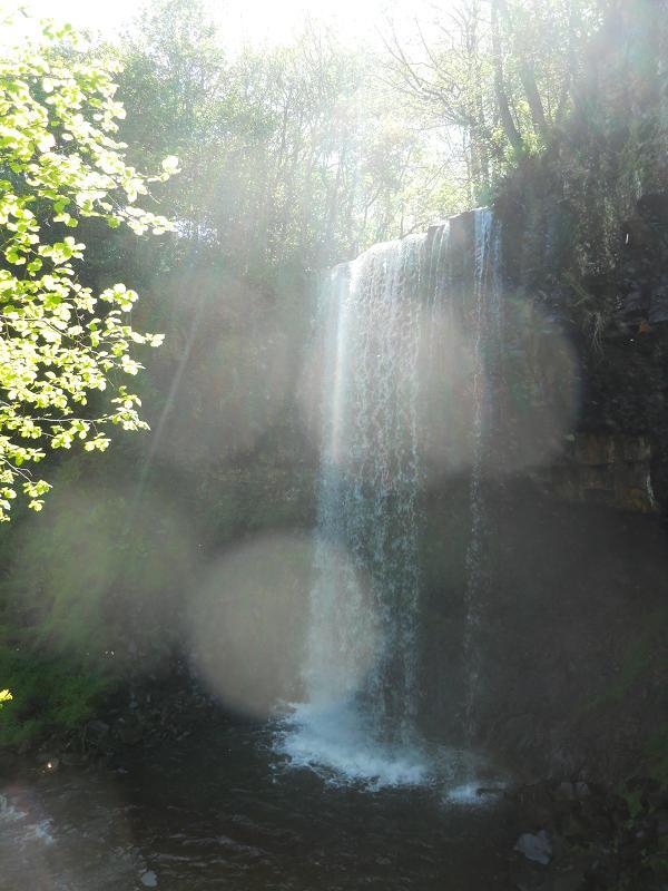 Cascade de la Ribeyrette (Riom-ès-Montagnes) Dscn0160