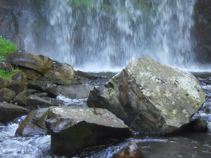 Cascade de la Ribeyrette (Riom-ès-Montagnes) Dscn0170