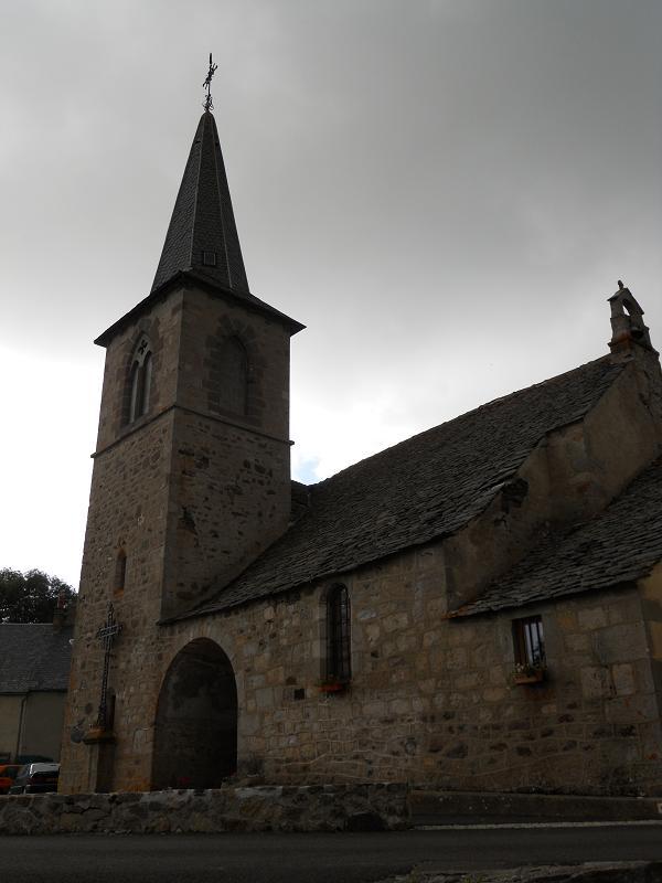 Montgreleix, village paisible du Cézallier Dscn0210