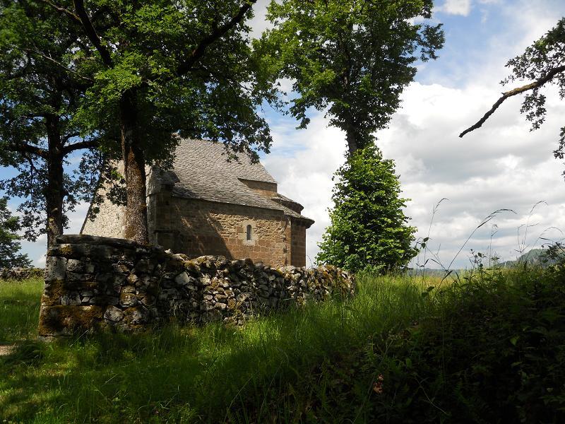 Chapelle ND du Roc Vignonet (Antignac) Dscn0311