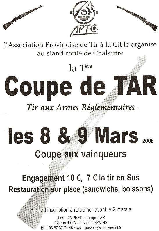 Coupe TAR à Provins les 8 & 9 Mars 2008 Album_10