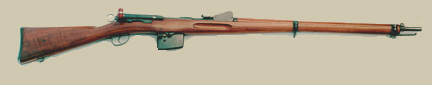 Le K31 Schmit et Rubin M188910