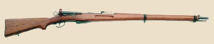 Le K31 Schmit et Rubin M1896-10