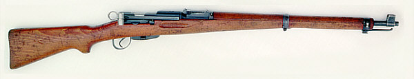 Le K31 Schmit et Rubin Mk3110