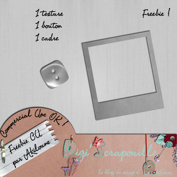 Pack commercial use en freebie ! Akilou14