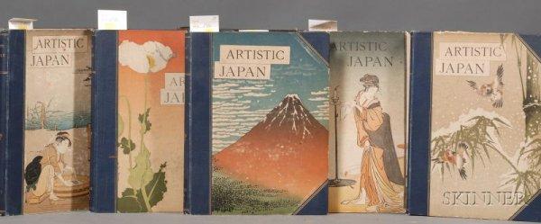 Le Japon Artistique (Artistic Japan) - S. Bing 0130_110
