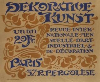Decorative Kunst ( L'Art Decoratif ) - Julius Meier-Graefe 1167310