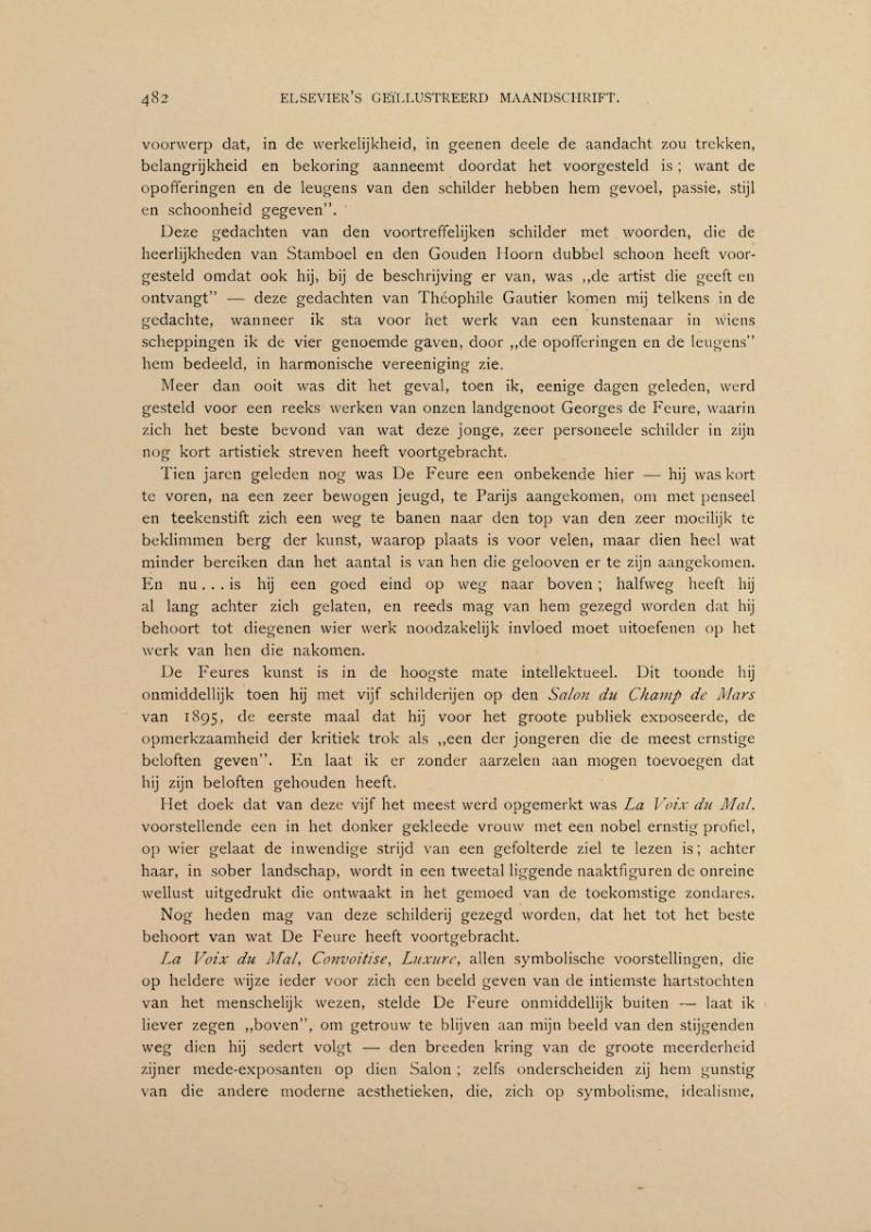 Georges de Feure Le Pavillion de l'Art Nouveau Bing - Exposition Universelle Paris 1900 48210