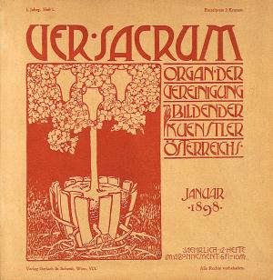 Ver Sacrum - Gustav Klimt Cover_10