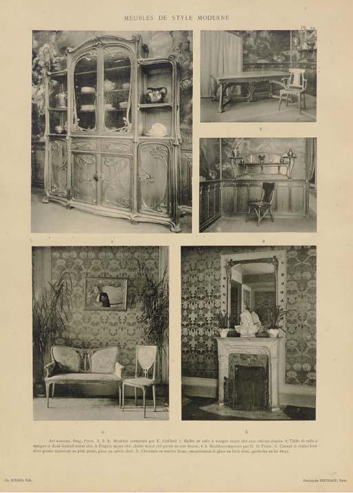 Camille Gauthier 1870 - 1963 & Paul Poinsignon - Catalogues D4575310