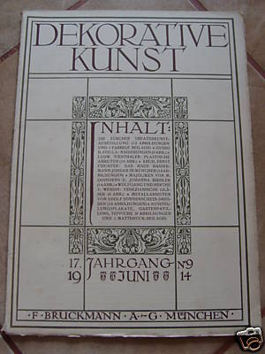 Decorative Kunst ( L'Art Decoratif ) - Julius Meier-Graefe E071_110