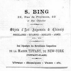 La maison de l'Art Nouveau - Maison Bing - Paris 1895 - 1905 Eide_010