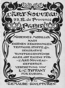 La maison de l'Art Nouveau - Maison Bing - Paris 1895 - 1905 Eide_110