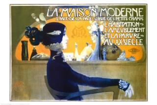 La Maison Moderne - Julius Meier-Graefe - Paris 1899 - 1904 La-mai10