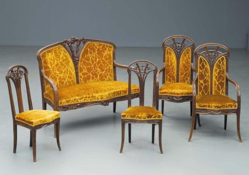 Art Nouveau meubles Lm110810