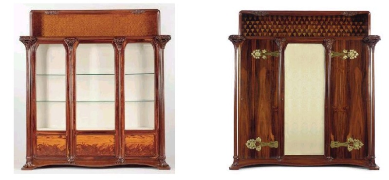 Louis MAJORELLE 1859-1916 - same design but with adaptations Majore10