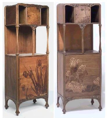 Louis MAJORELLE 1859-1916 - same design but with adaptations Majore11