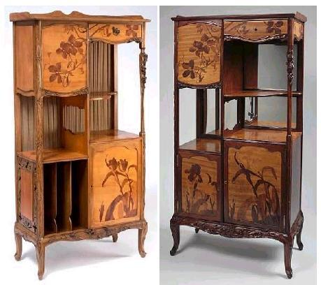 Louis MAJORELLE 1859-1916 - same design but with adaptations Majore12
