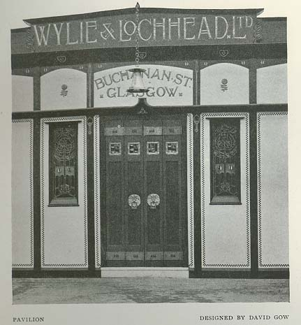 Wylie and Lochhead Pavillion Paaf1912