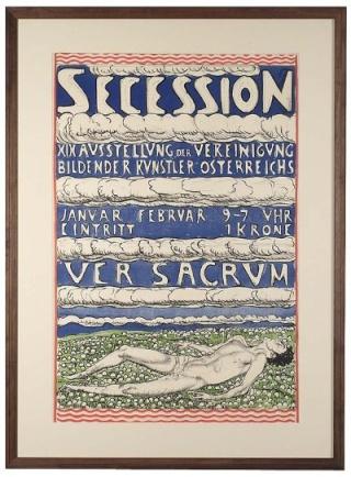 Ver Sacrum - Gustav Klimt Sc979510