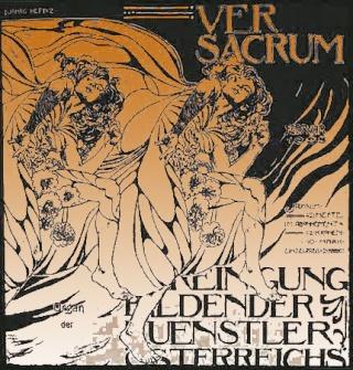 Ver Sacrum - Gustav Klimt Vsswoo10