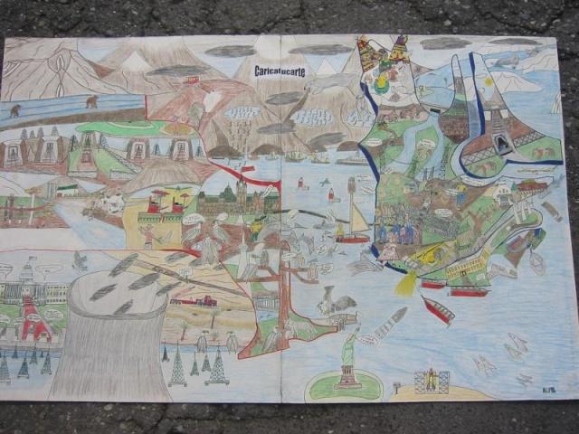 carte du québec La_car21