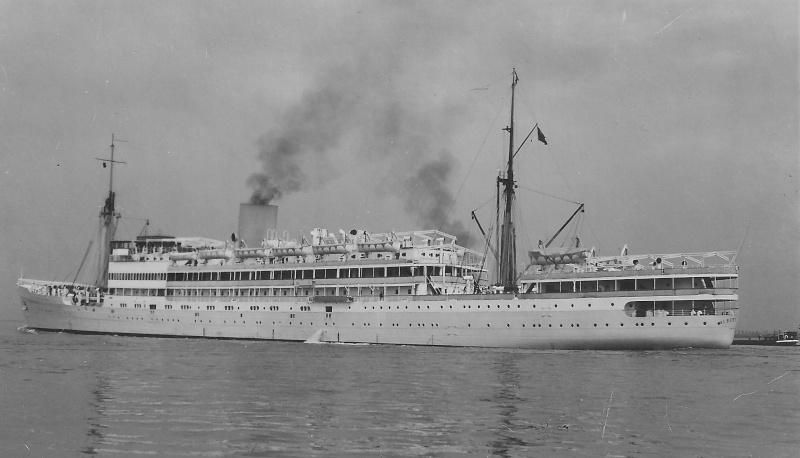 Navires marchands belges coulés lors de la 2ème guerre Albert10