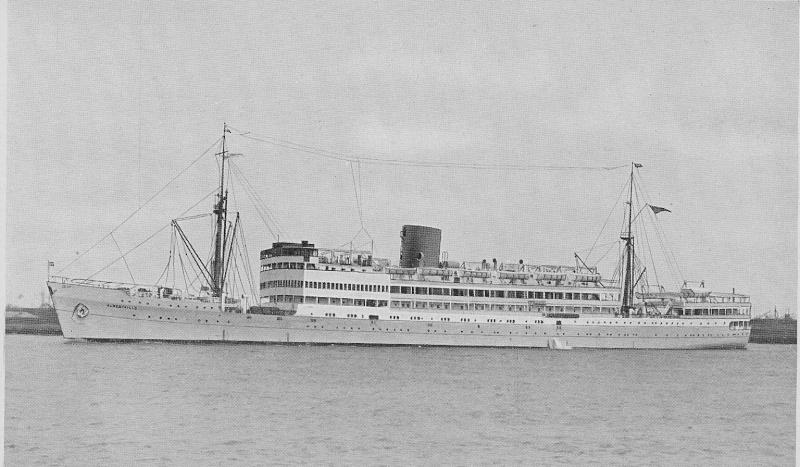 Navires marchands belges coulés lors de la 2ème guerre Albert11