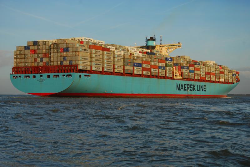 Le port d'Anvers Edith10