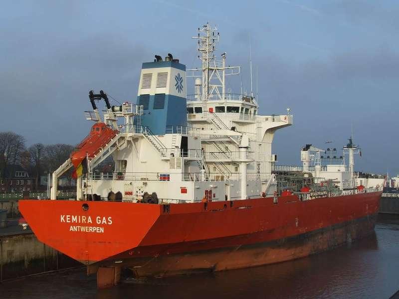 Photos de navires marchands - Page 5 Kemira11