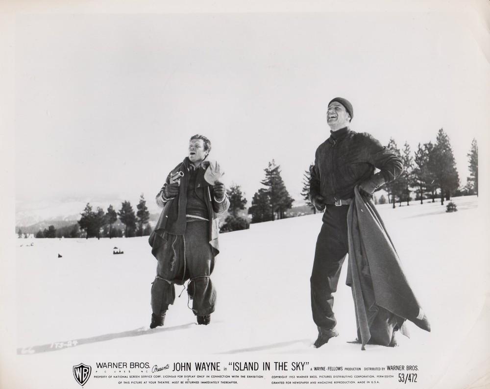 Aventure dans le grand Nord - Island in the Sky - 1953 A_du1174