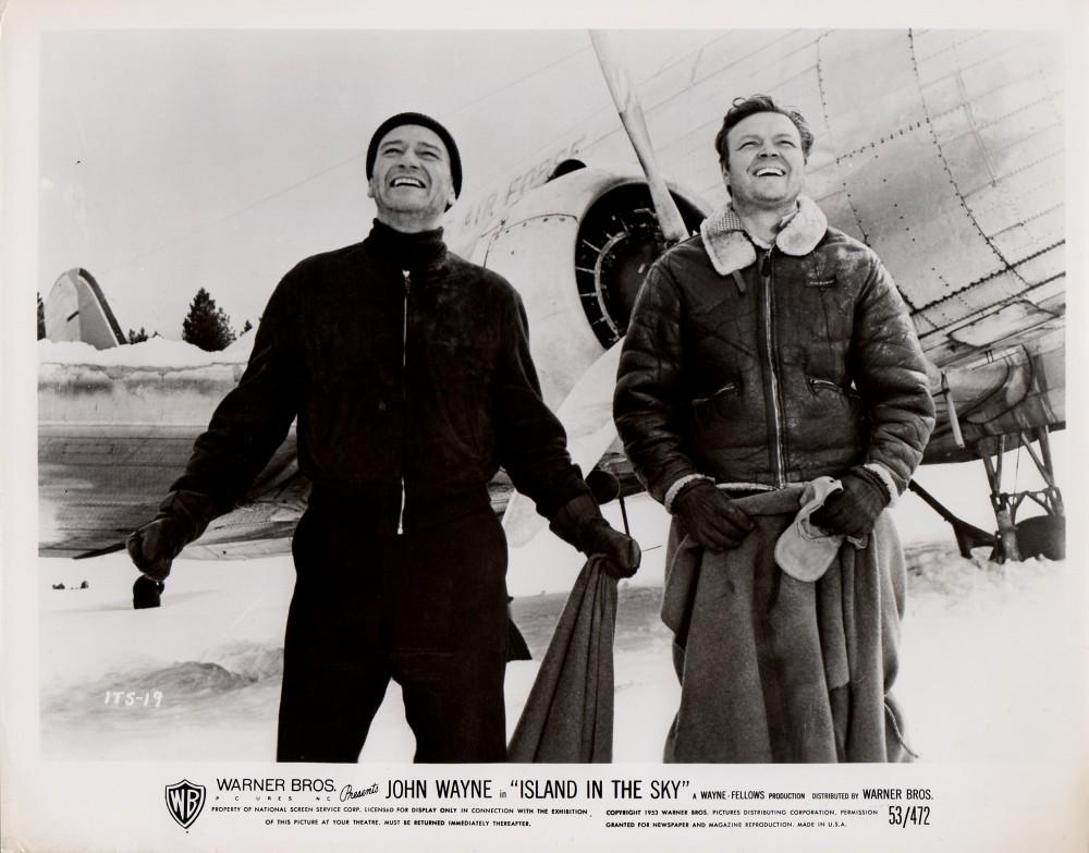 Aventure dans le grand Nord - Island in the Sky - 1953 A_du1291