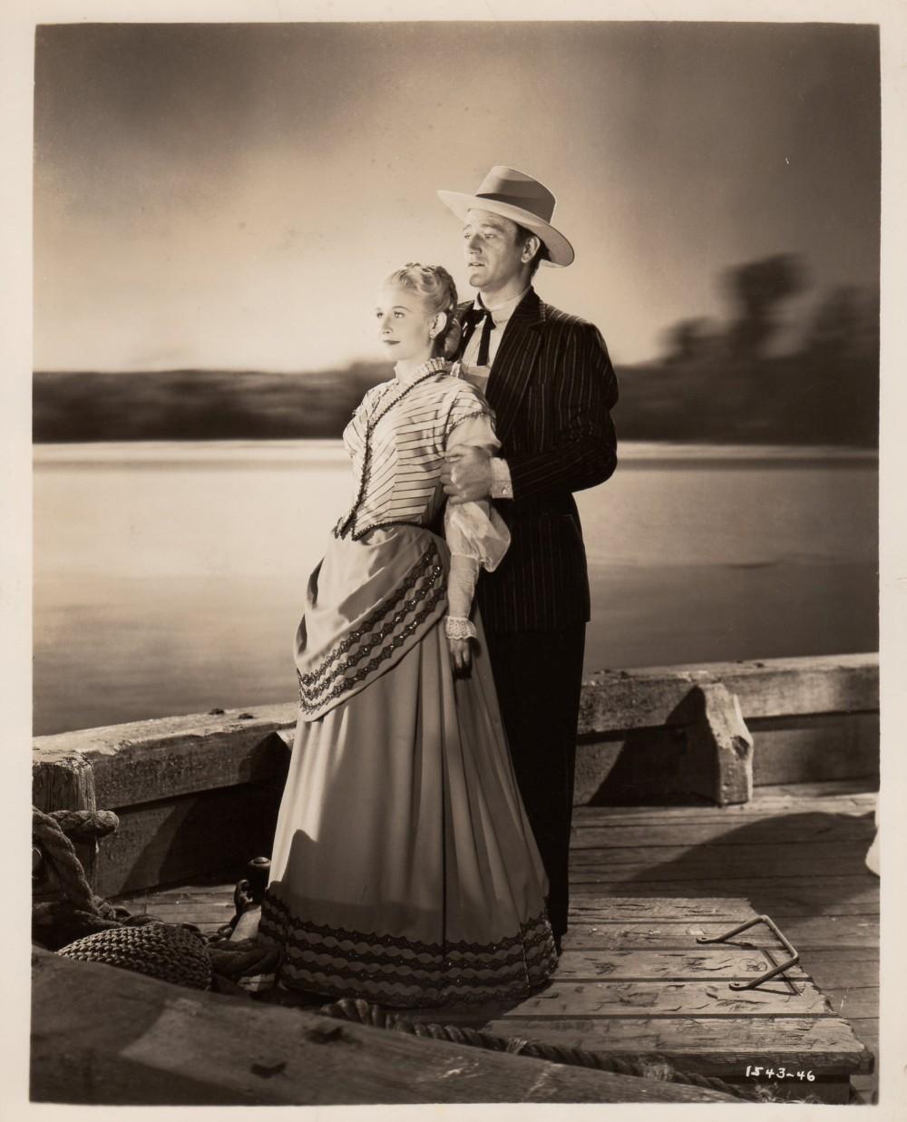 La Femme du Pionnier - Dakota - 1945 A_du1466