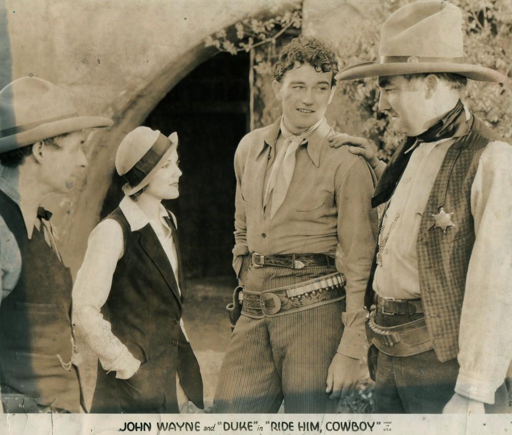 Ride Him, Cowboy - 1932 A_duk145