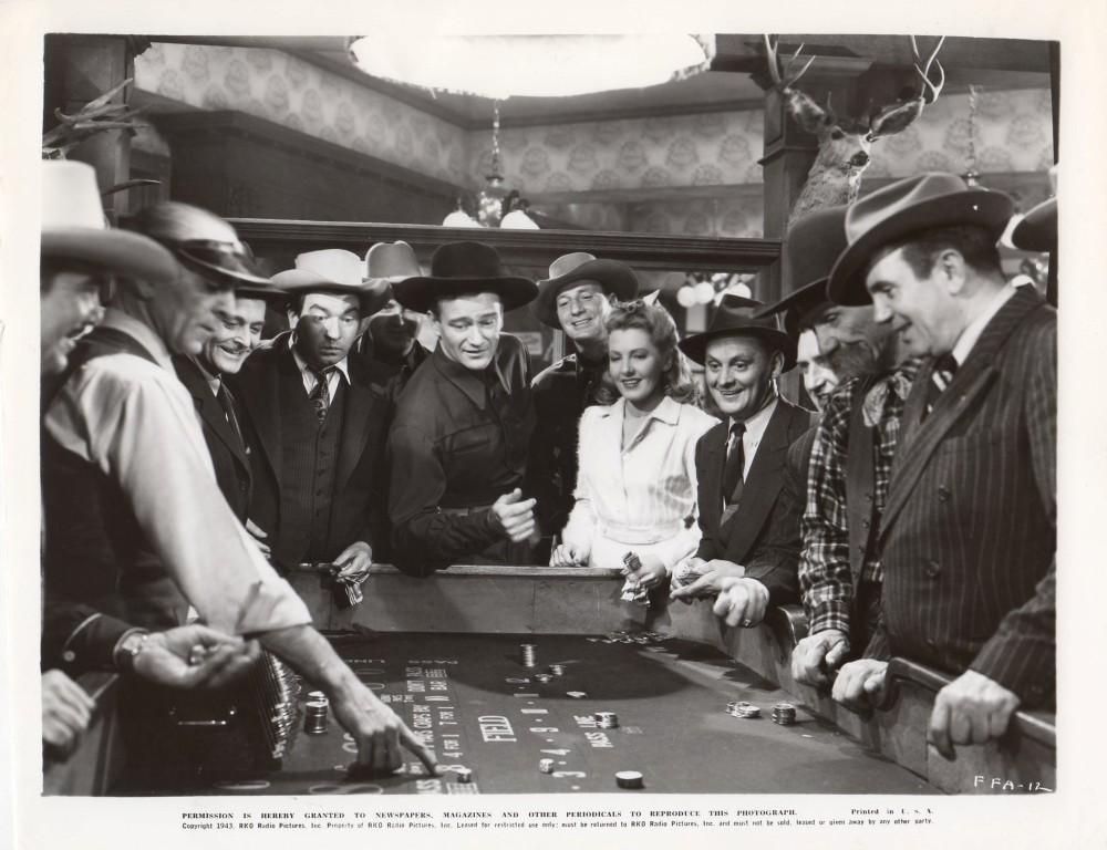La Fille et son Cowboy - A Lady Takes A Chance - 1943 A_duk210