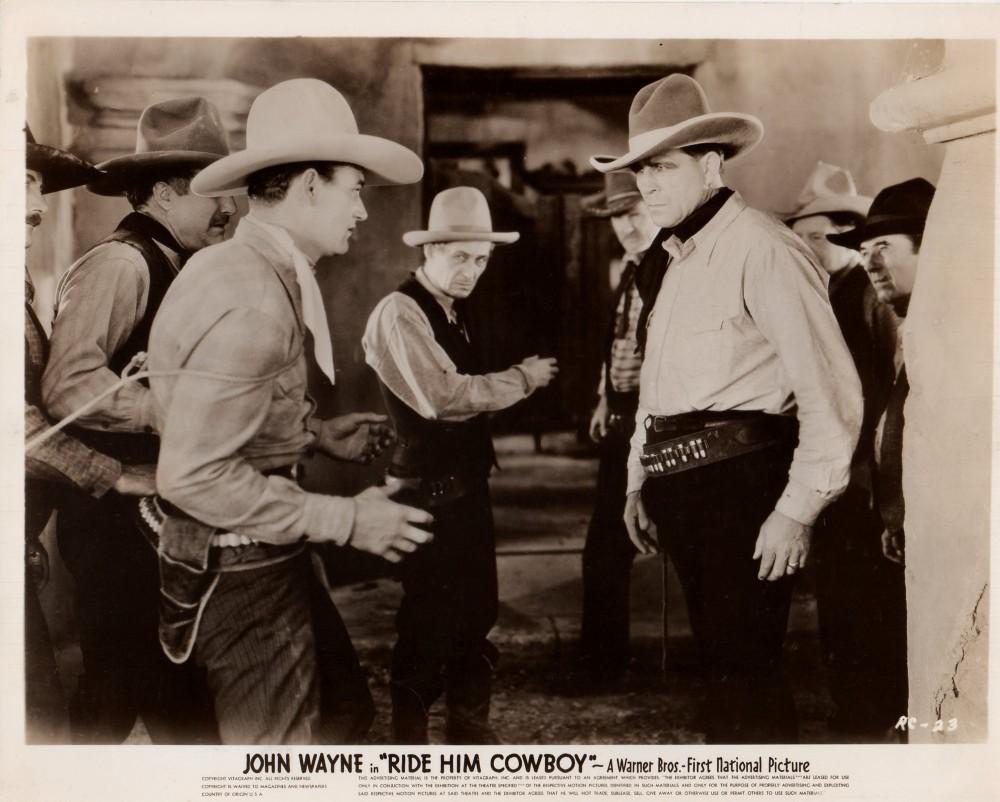 Ride Him, Cowboy - 1932 A_duk238