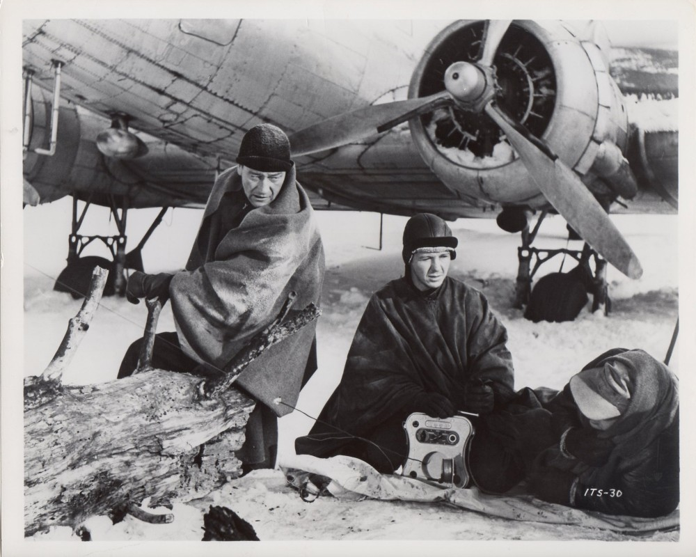 Aventure dans le grand Nord - Island in the Sky - 1953 A_duk330