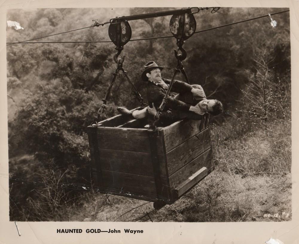 Le Fantôme de la mine - Haunted Gold - 1932  A_duk436
