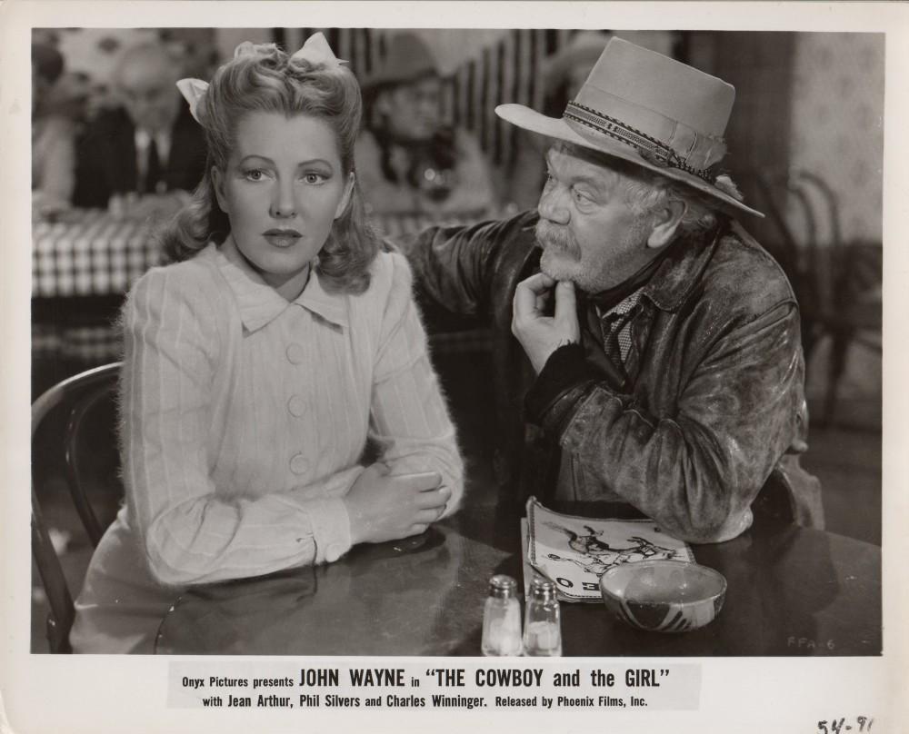 La Fille et son Cowboy - A Lady Takes A Chance - 1943 A_duk552