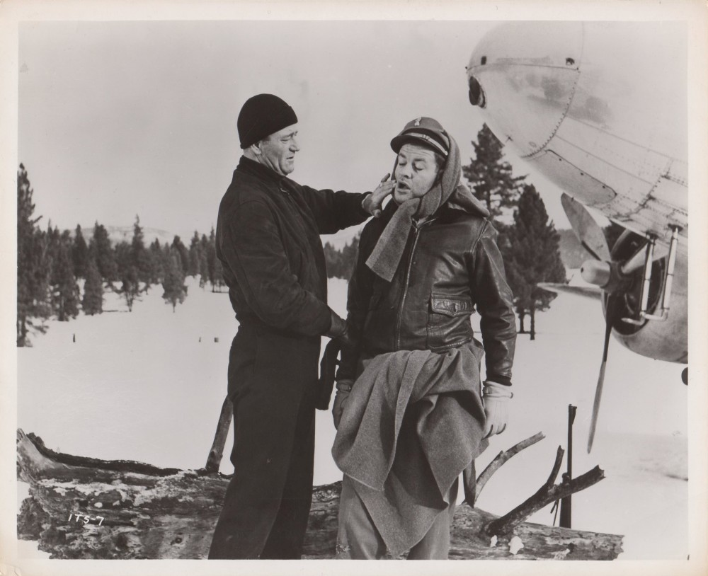 Aventure dans le grand Nord - Island in the Sky - 1953 A_duk743