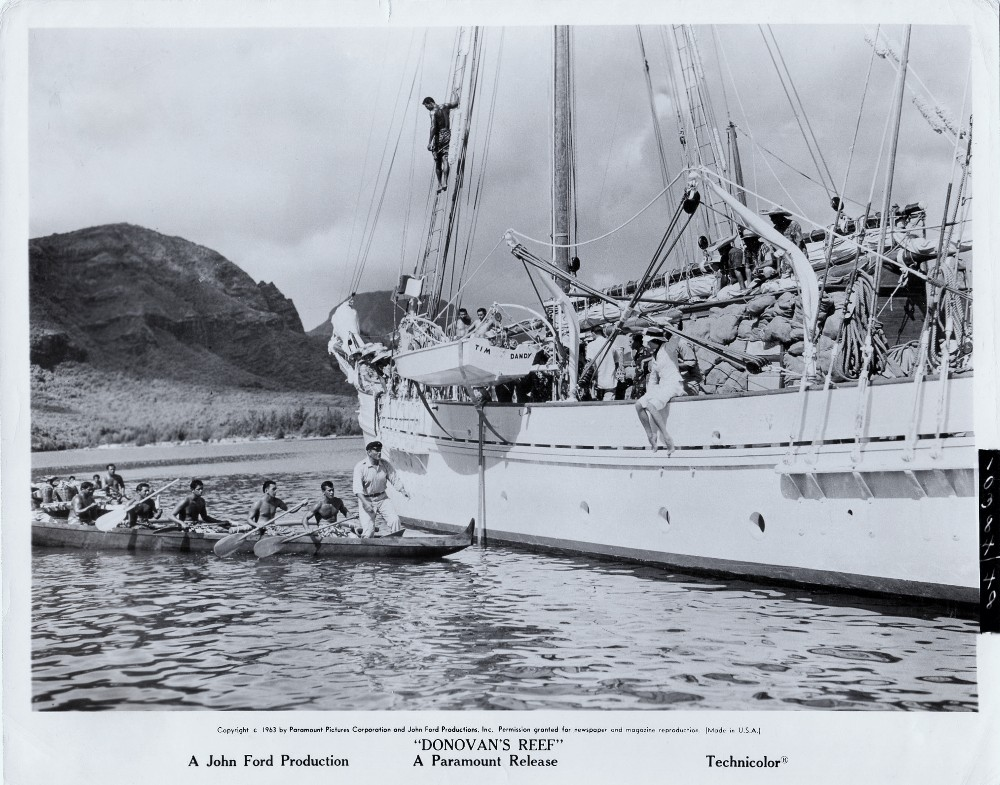 La taverne de l'Irlandais - Donovan's reef - 1963 - Page 2 A_duk758