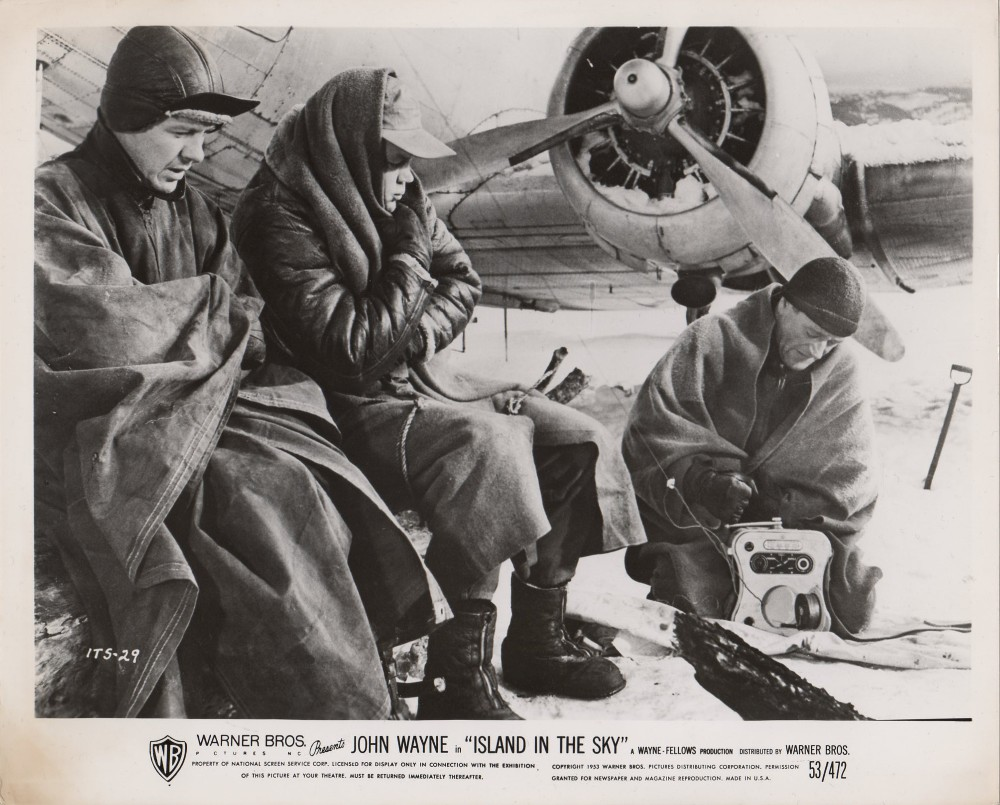 Aventure dans le grand Nord - Island in the Sky - 1953 A_duk811