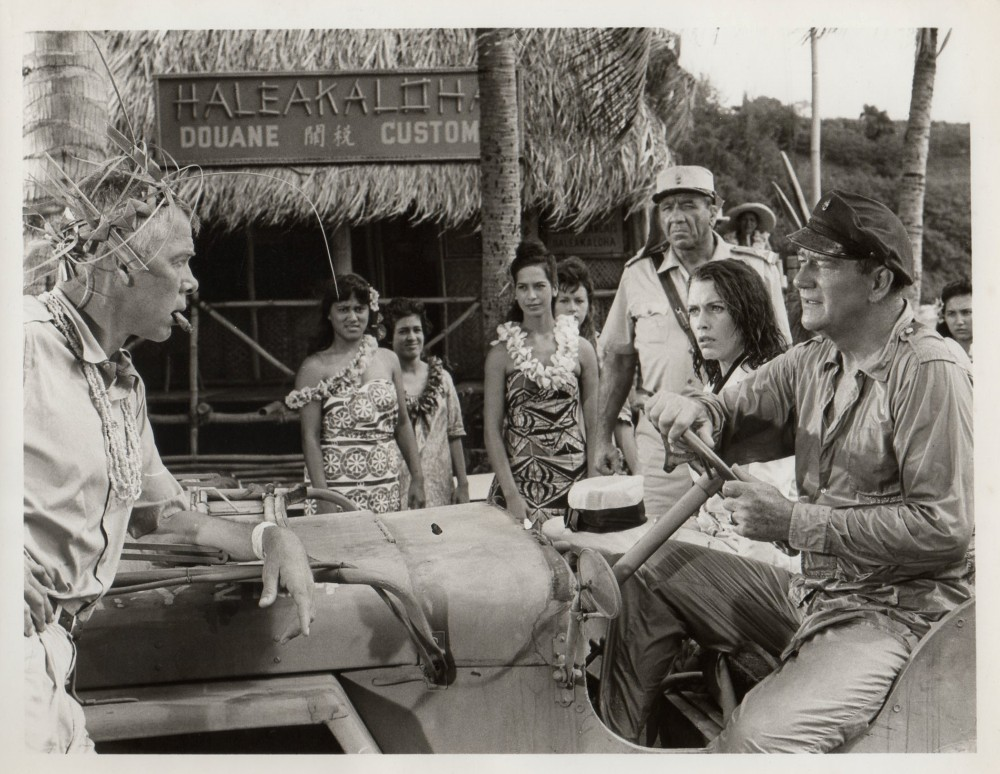 La taverne de l'Irlandais - Donovan's reef - 1963 - Page 2 Duke1317