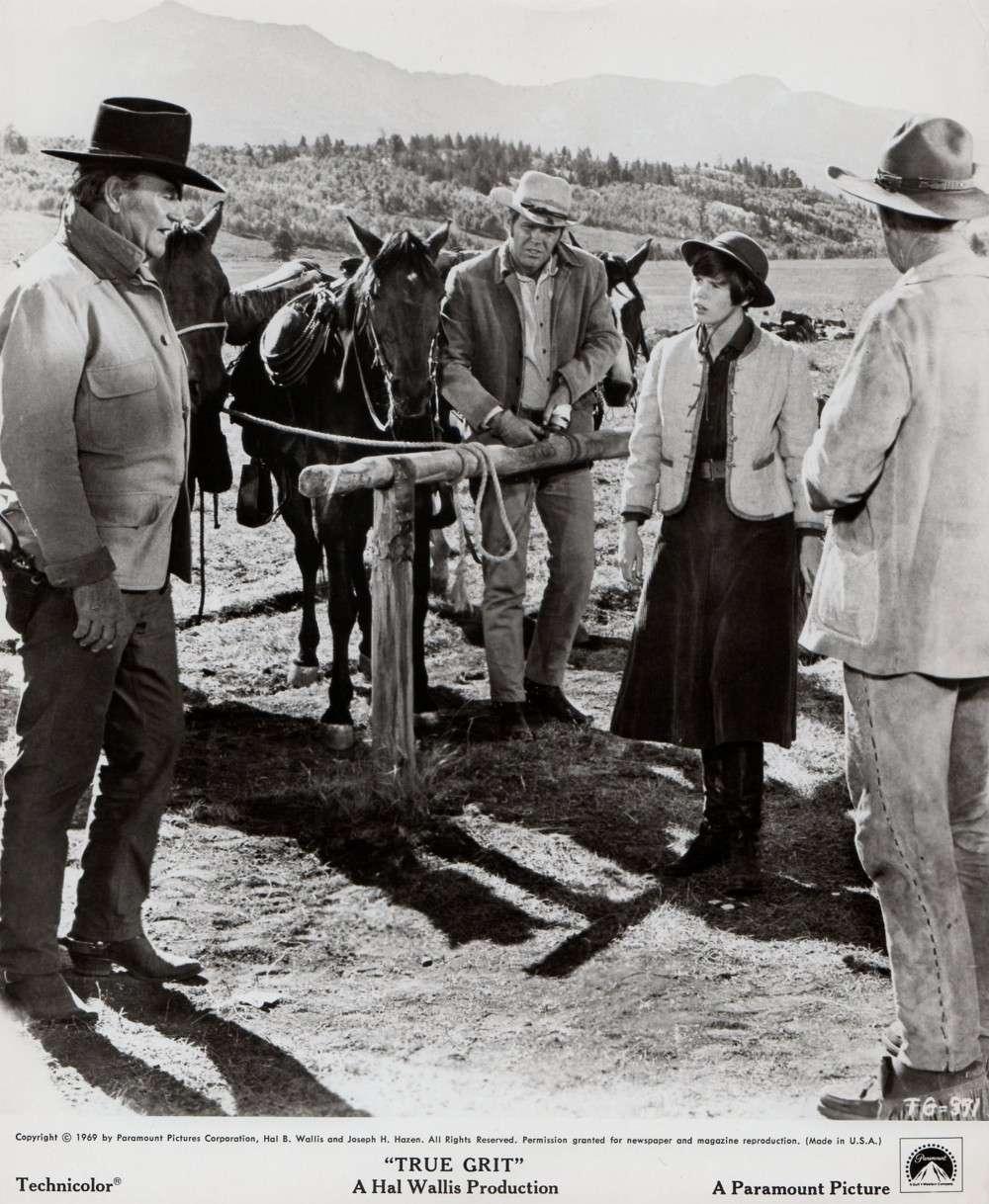100 $ pour un shériff - True Grit-1969 - Page 2 Duke_a30