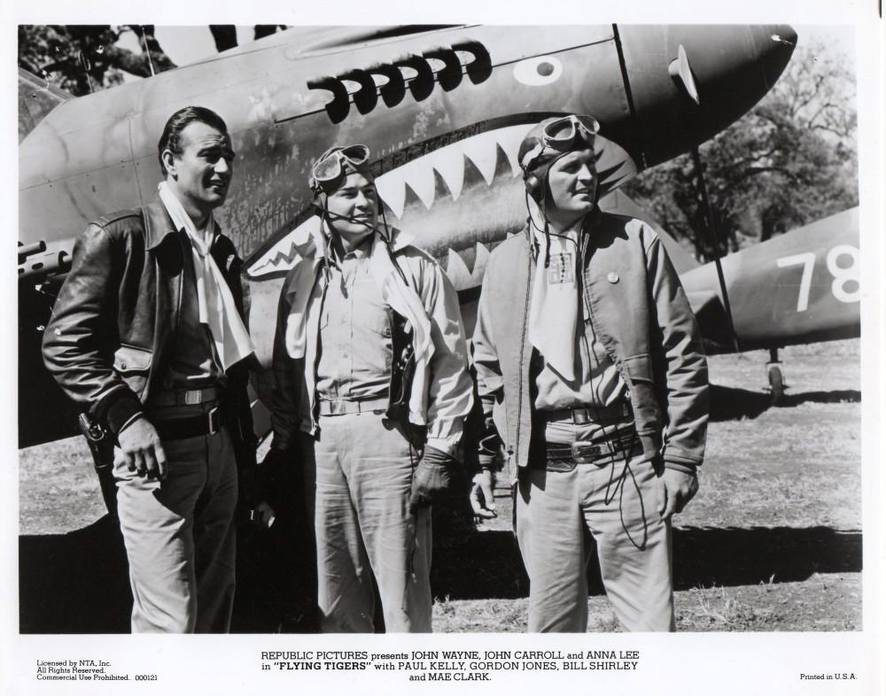 Les tigres volants - Flying Tigers - 1942 Duke_a61